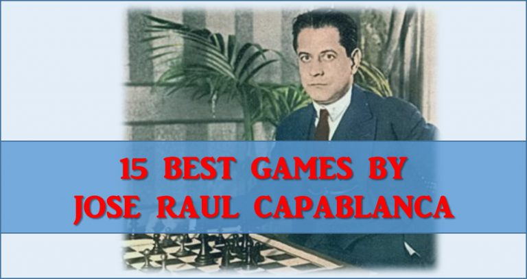 capablanca best games