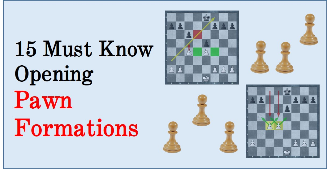 pawn formations