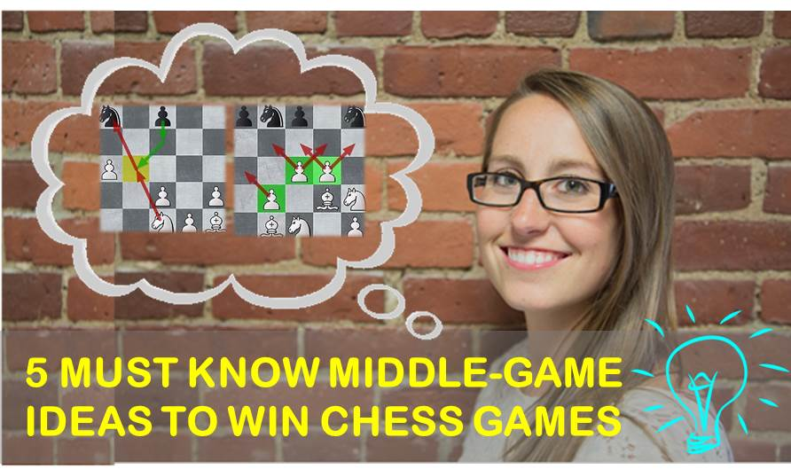 7 Simple Yet Powerful Middle-Game Ideas That Win Games