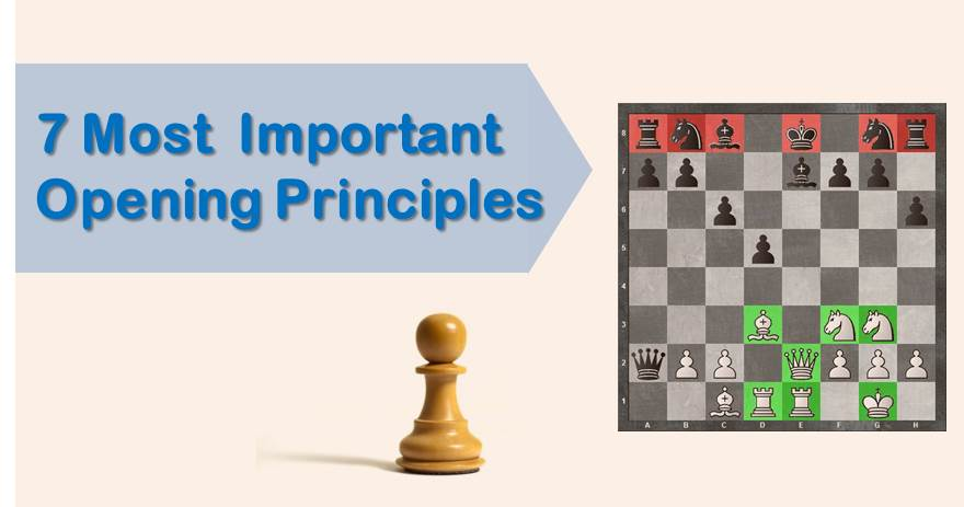 7 Most Important Opening Principles