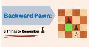 backward pawn