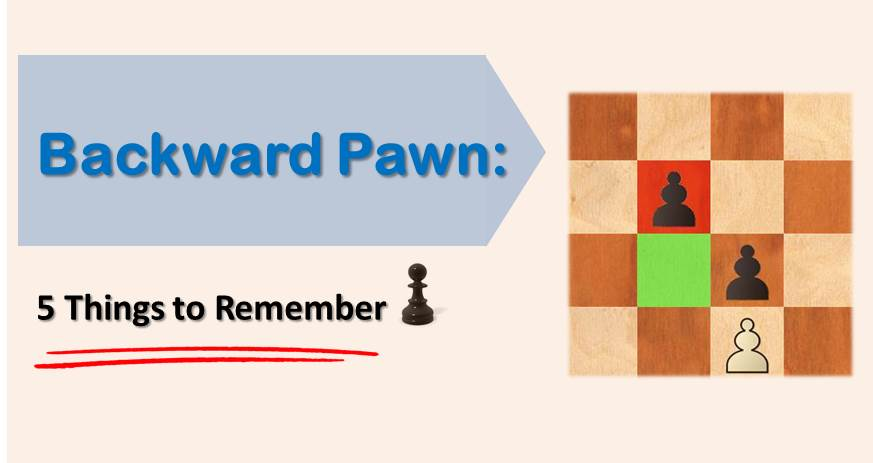 backward pawn