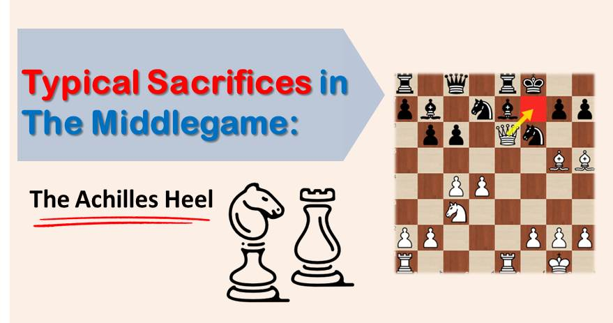 Typical Sacrifices in The Middlegame: The Achilles Heel