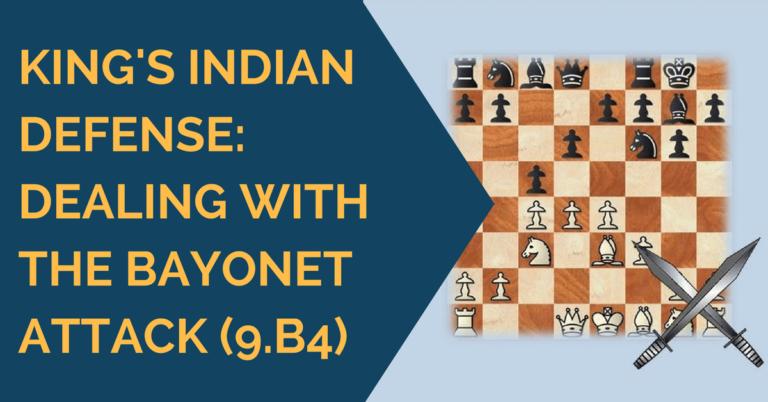 kings indian defense tutorial