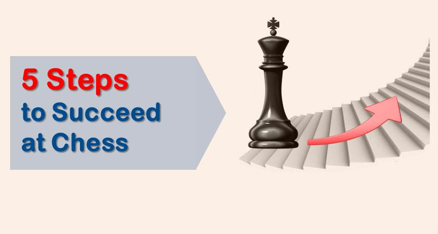 5 Steps to Succeed at Chess