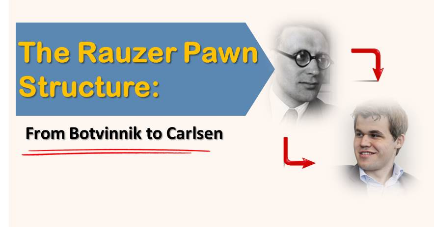 The Rauzer Pawn Structure: From Botvinnik to Magnus Carlsen