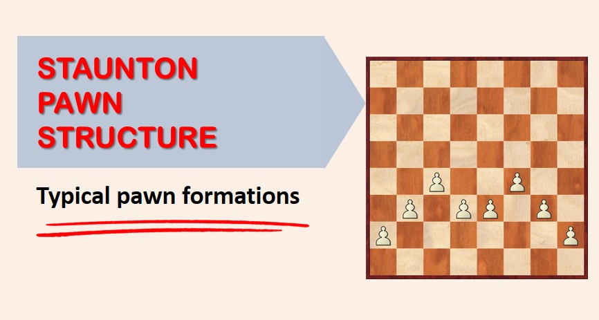 Typical Pawn Formations: The Staunton Pawn Structure