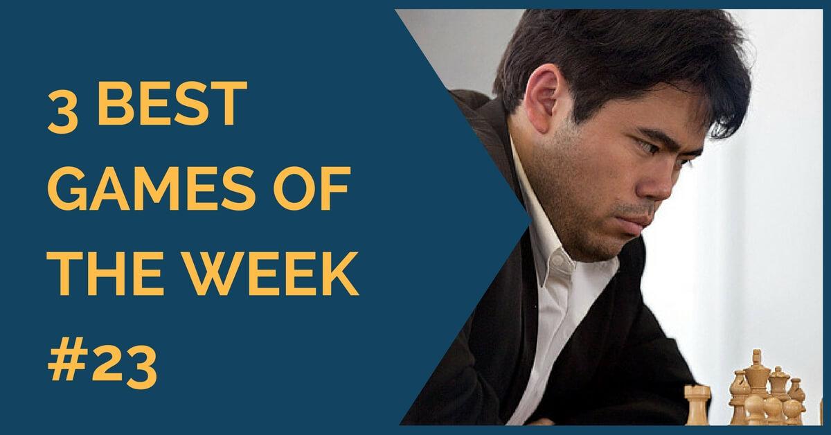 3 Best Games of The Week – 23