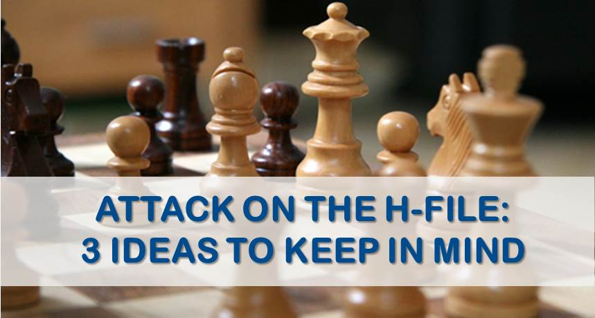 Attack on the H-File: 3 Ideas to Keep In Mind