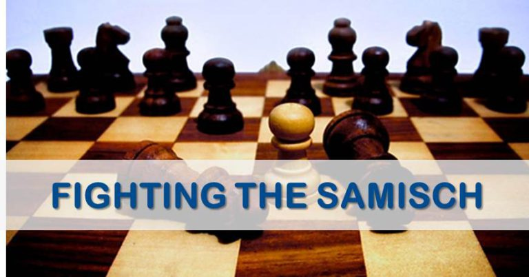 Fighting the Samisch