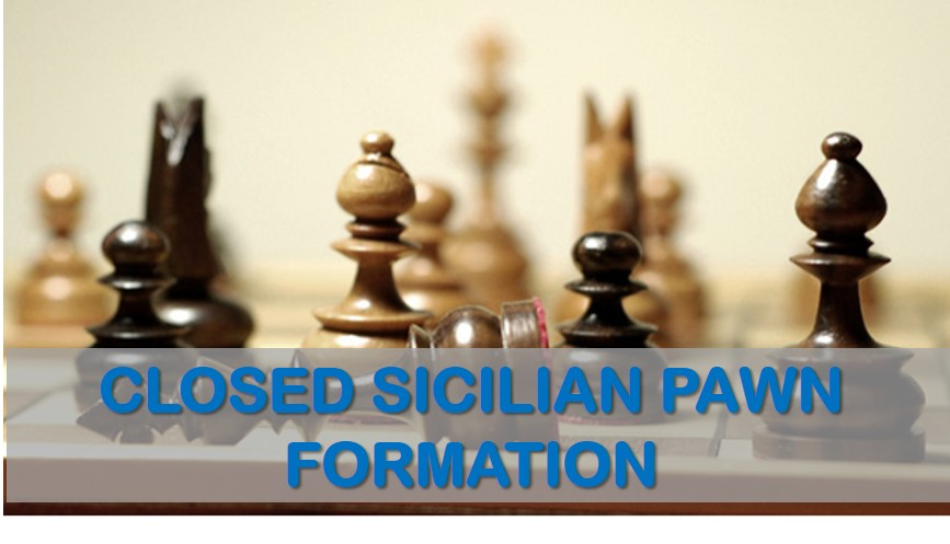 The Closed Sicilian Pawn Formation