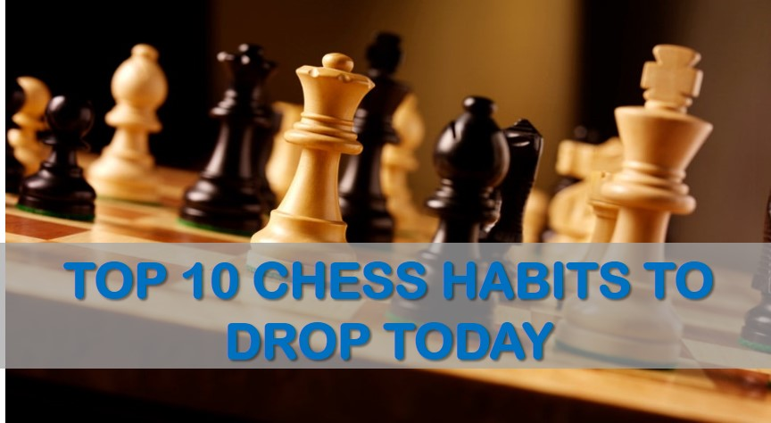 10 habits to drop now