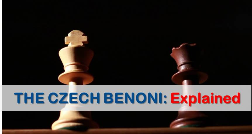 The Czech Benoni: Explained