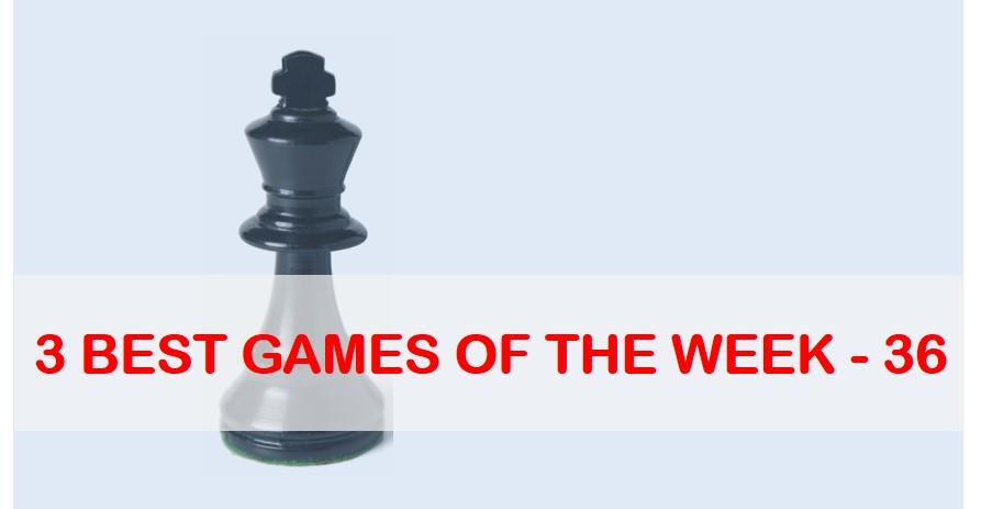 3 Best Games of the Week – 36