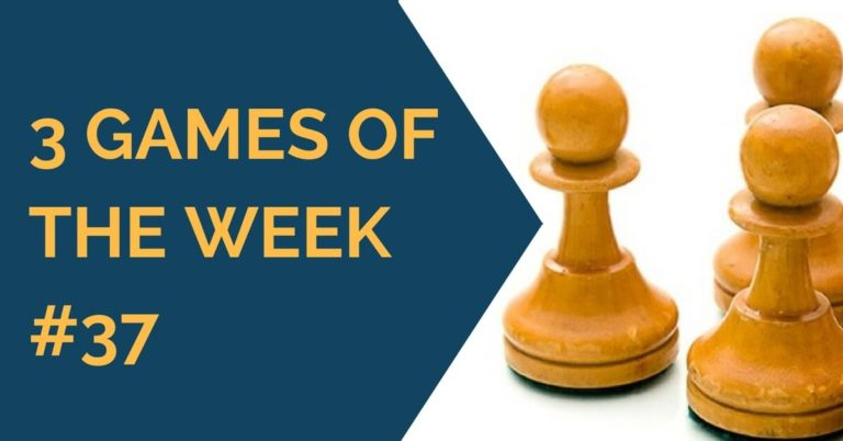 chess game of the week 37