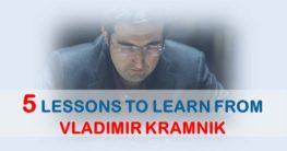 3 Lessons To Learn From Vladimir Kramnik