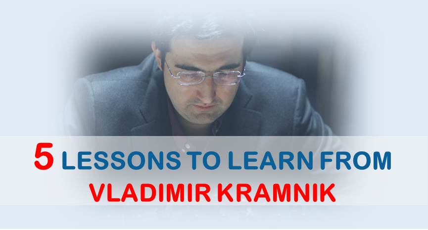 3 Lessons To Learn From Vladimir Kramnik