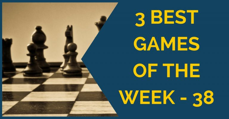 best chess games of the week