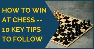 winning at chess