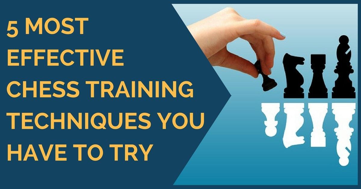 5 most effective training techniques