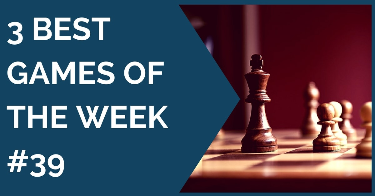 3 best games of the week