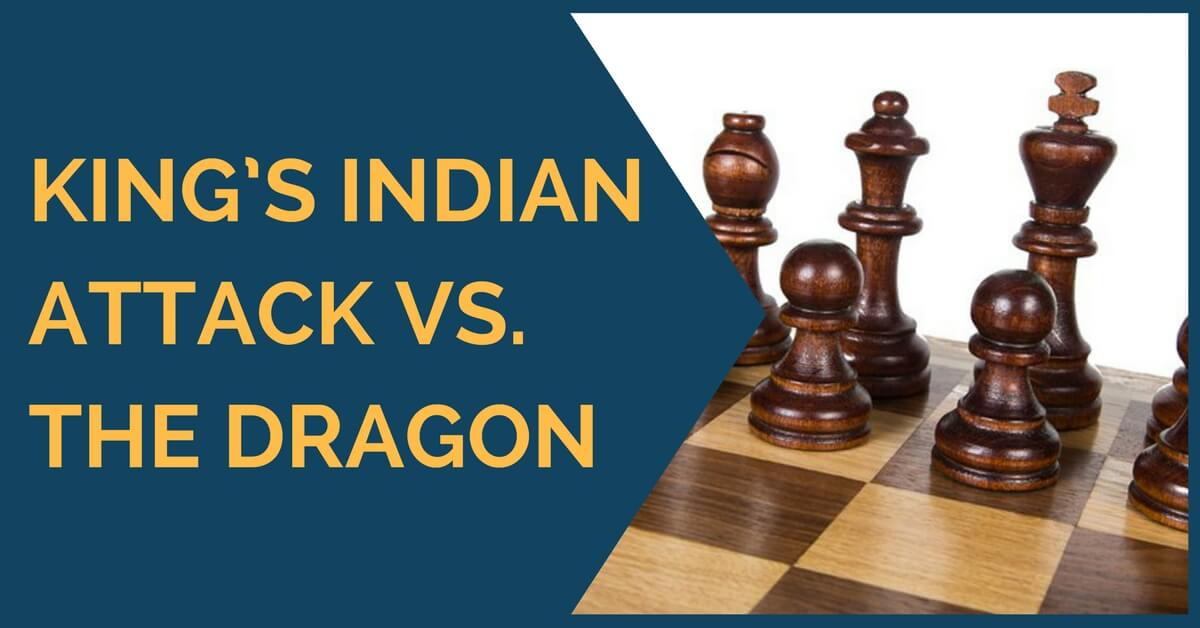 King's Indian Attack vs. the Dragon