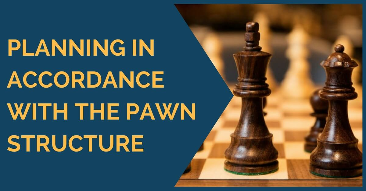 Planning in Accordance with The Pawn Structure
