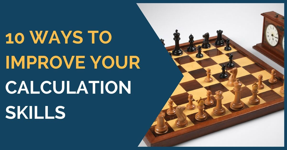 10 ways to improve calculation skill