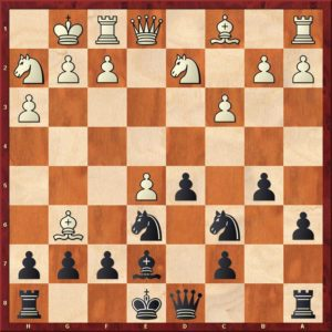 Alekhine attacks against Rubinstein