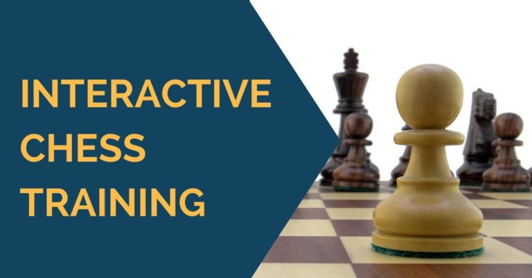 interactive chess training