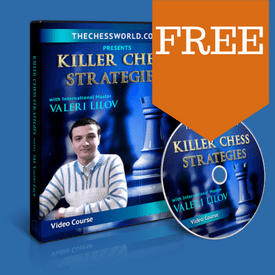 killer chess strategy course with IM Lilov