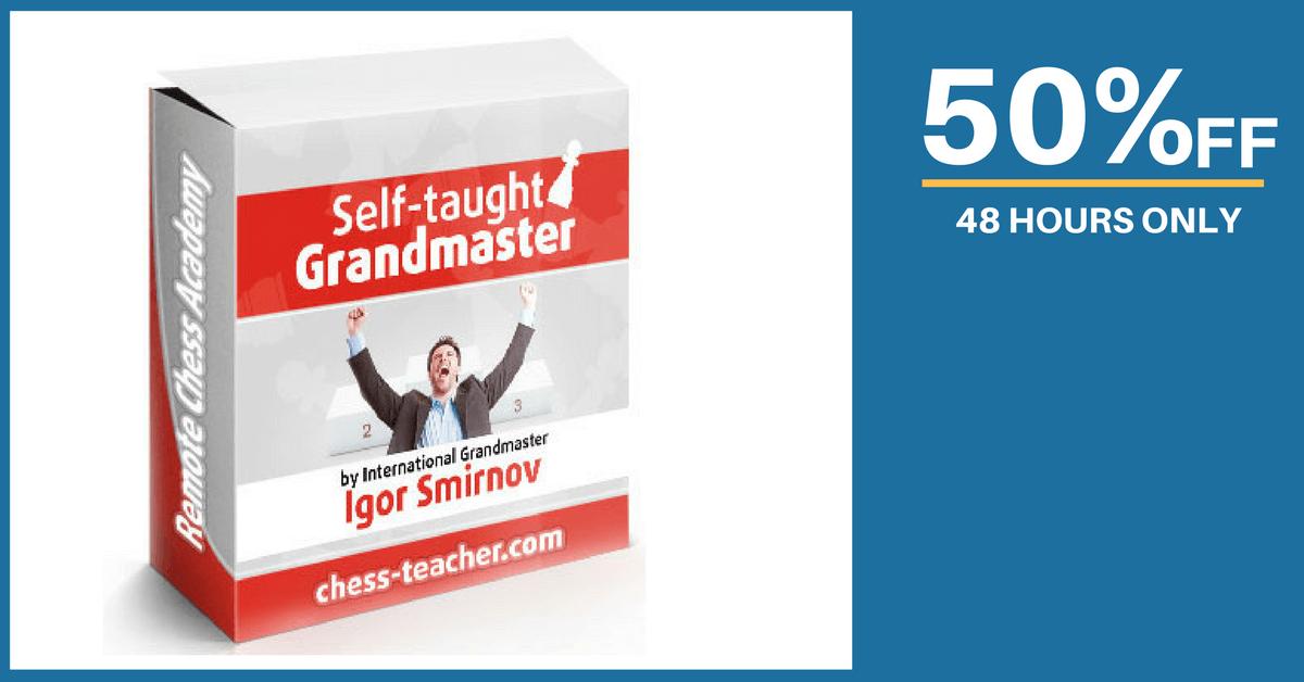 self taught grandmaster