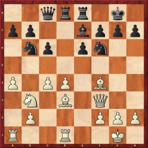 capablanca pawn structure