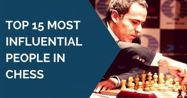 Top 15 Most Influential People in Chess