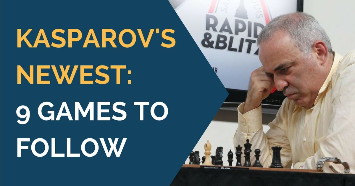 Garry Kasparov Games