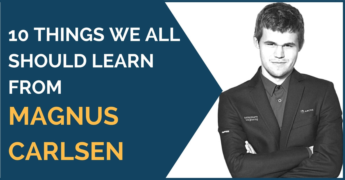 10 things to learn from carlsen