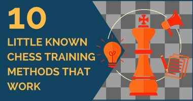 Train chess — 10 little known chess training methods that work