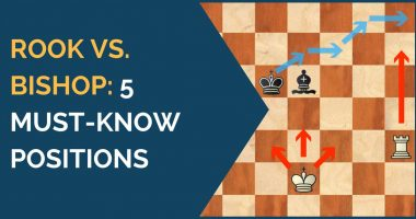 Rook vs. Bishop Endgames: 5 Must-Know Positions