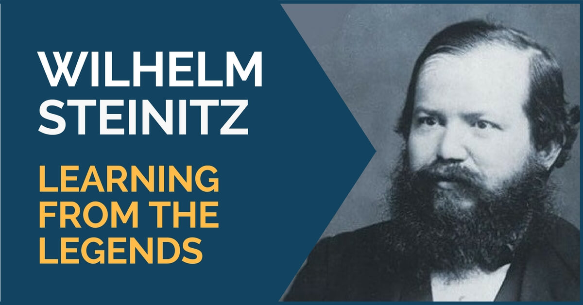 Wilhelm Steinitz – Learning from the Legends