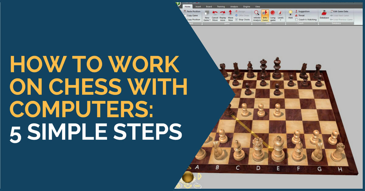 how to work on chess with computers