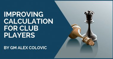 Improving Calculation for Club Players