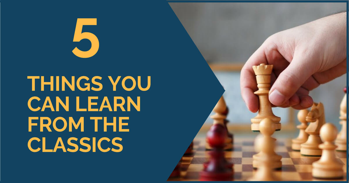 5 things you can learn from classics