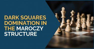 Dark Squares Domination in the Maroczy Structure