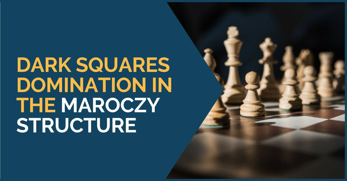 Dark Squares Domination in the Maroczy Structure