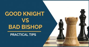 Good Knight vs. Bad Bishop