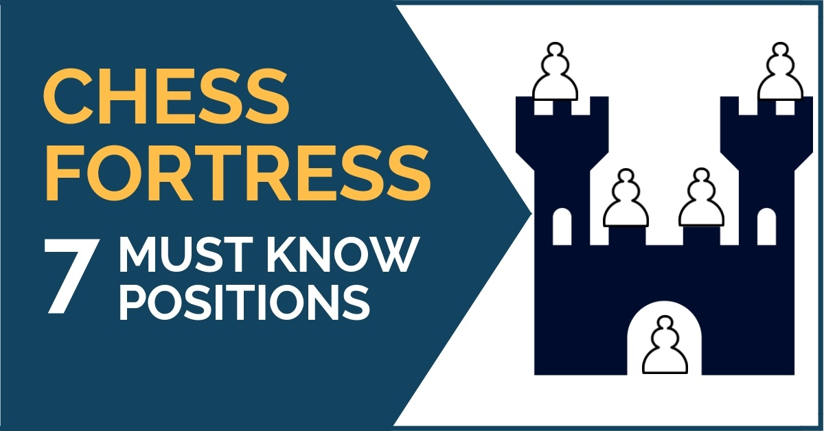 Chess Fortress – 7 Must Know Positions