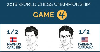 World Chess Championship 2018 – Game 4