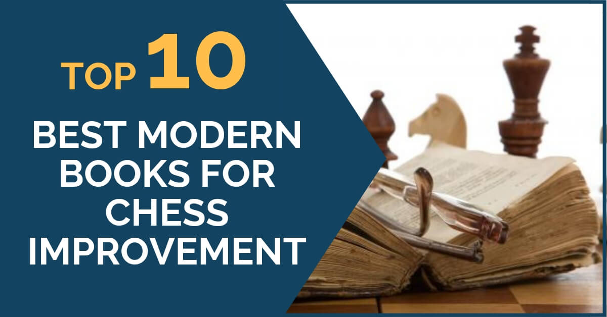 10 best books on chess improvement