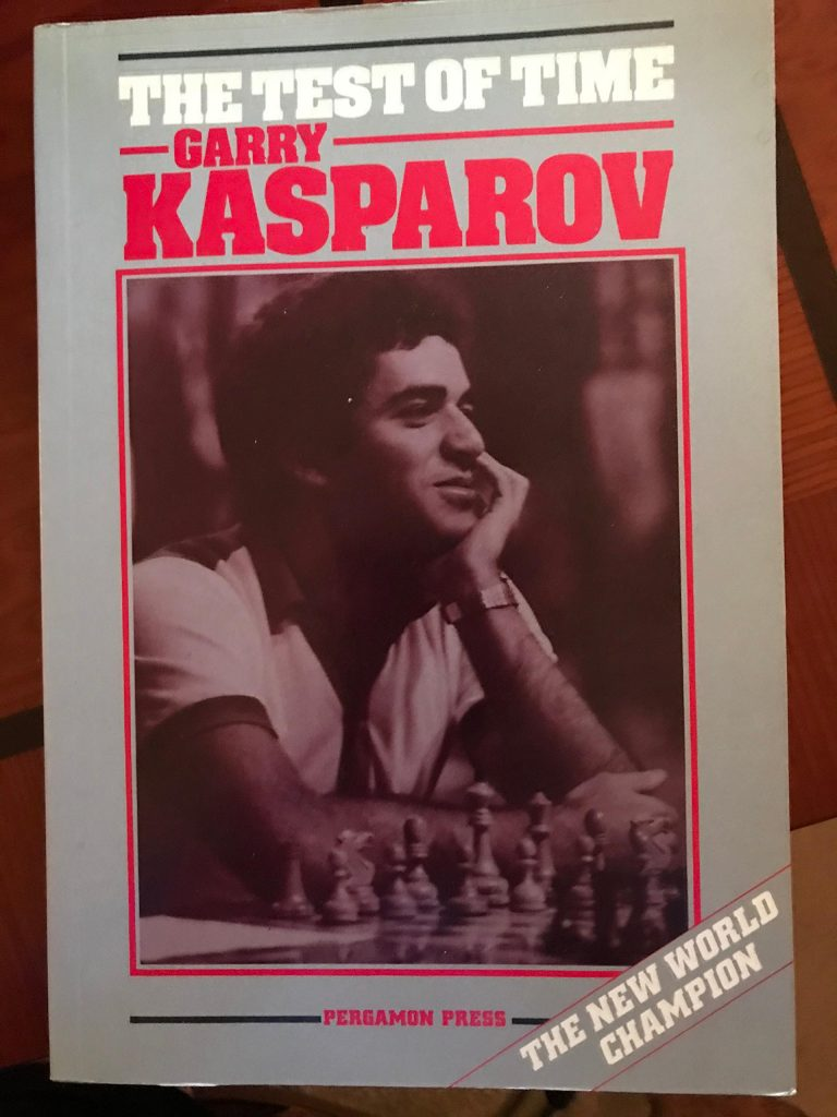 The test of time by Garry Kasparov