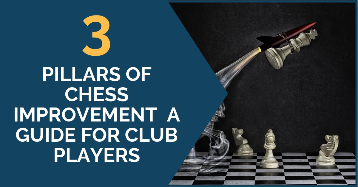 3 Pillars of Chess Improvement – A Guide for Club Players